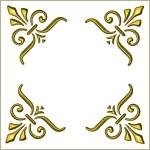 fleuron-logo-gold